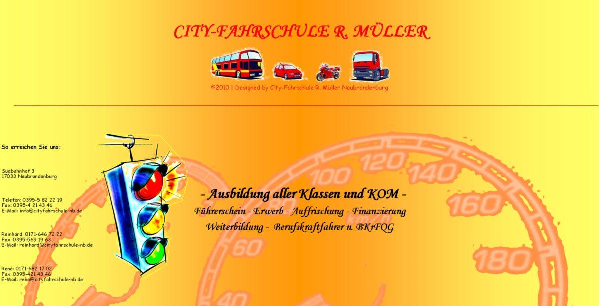 City-Fahrschule R. Müller